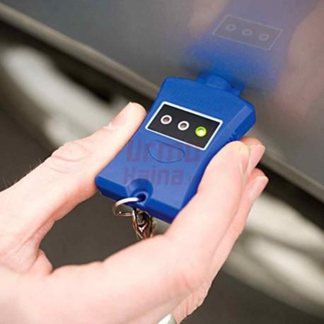 Dažų storio matuoklis / dažų storio testeris pakabukas ECO 1